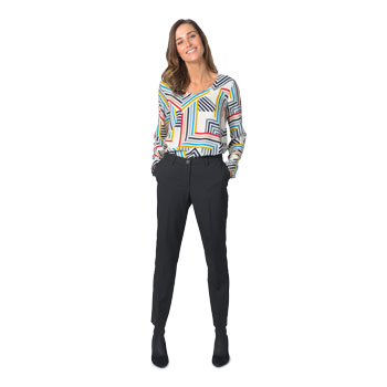 3-CRANCAY-BLOUSE-TENUE-AUTOMNE-PANTALON-COSTUME-IMPRIME-COLORE